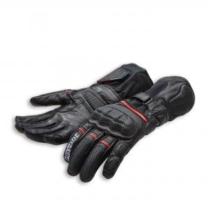 Мотоперчатки Ducati Strada C4, Black