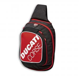 Наплечный рюкзак Ducati Corse Freetime