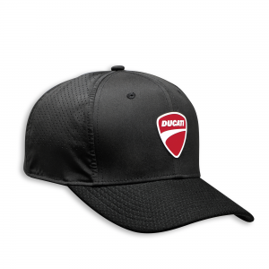 Бейсболка Ducati Logo, Black