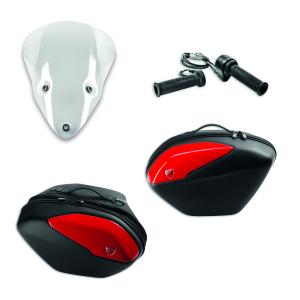 Пакет аксессуаров Touring Ducati SuperSport