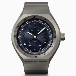 Привод MONOBLOC GMT- Chronotimer Titanium Blue