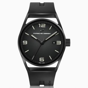 1919 Datetimer Eternity Black Edition Black & Rubber