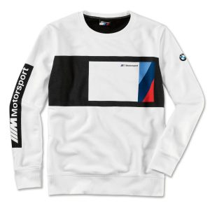 Мужской свитер BMW M Motorsport, Black/White