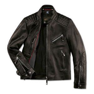 Мужская кожаная куртка BMW Z4 , Black