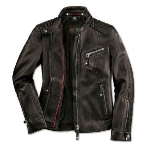 Женская кожаная куртка BMW Z4, Black
