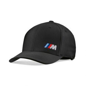 Бейсболка унисекс BMW M, Black