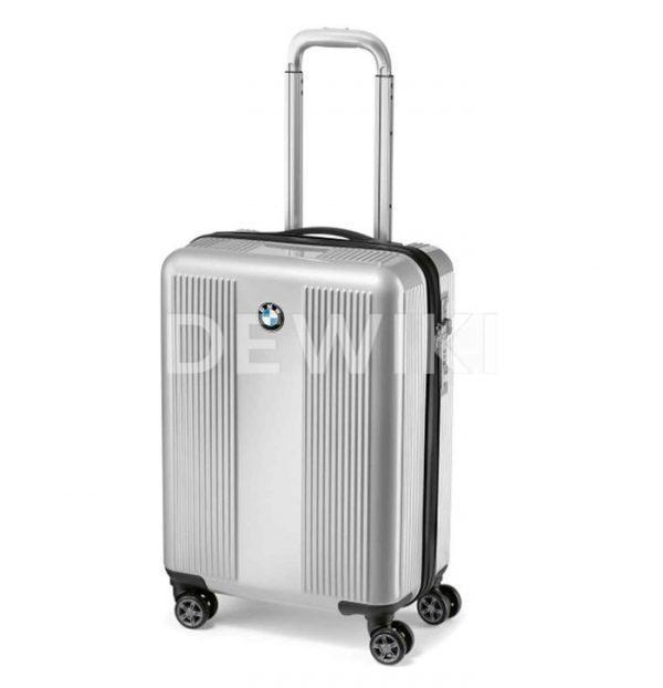 Чемодан для ручной клади BMW, Silver
