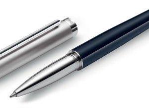 Ручка-роллер BMW, Dark Blue / Silver