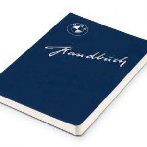 Записная книжка BMW Classic, Blue