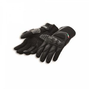 Мотоперчатки Ducati Daytona C1 Scrambler, Black