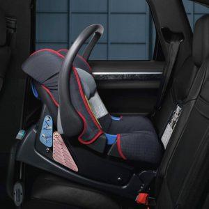 Крепление Isofix для детского автокресла Porsche, G0+