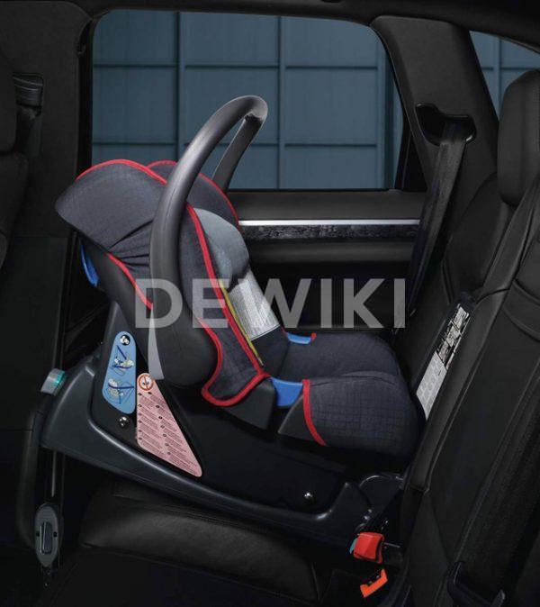 Основание для детского сиденья Porsche ISOFIX, G 0+