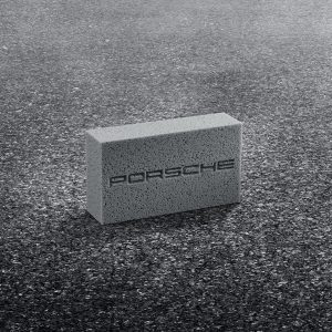 Губка для ухода за автомобилем Porsche