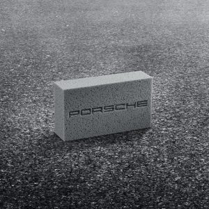 Губка Porsche