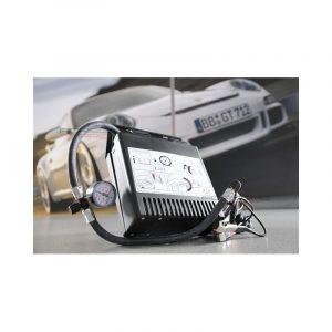 Компрессор для подкачки колес Porsche Cayenne и Macan