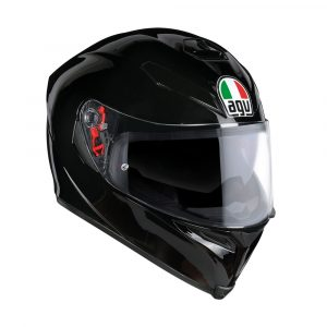 Мотошлем AGV K5 Solid, Black