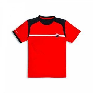 Мужская футболка Power Ducati Corse, Red