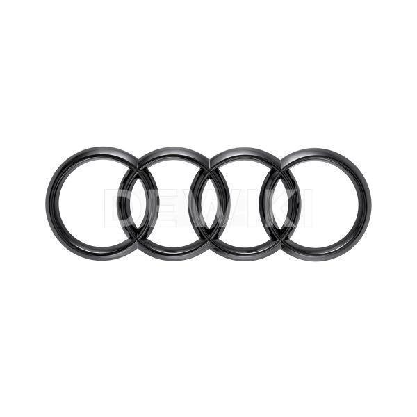Кольца Audi Q8 / SQ8, задние, черные