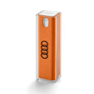 Очиститель дисплея Audi, 2 в 1, оранжевый