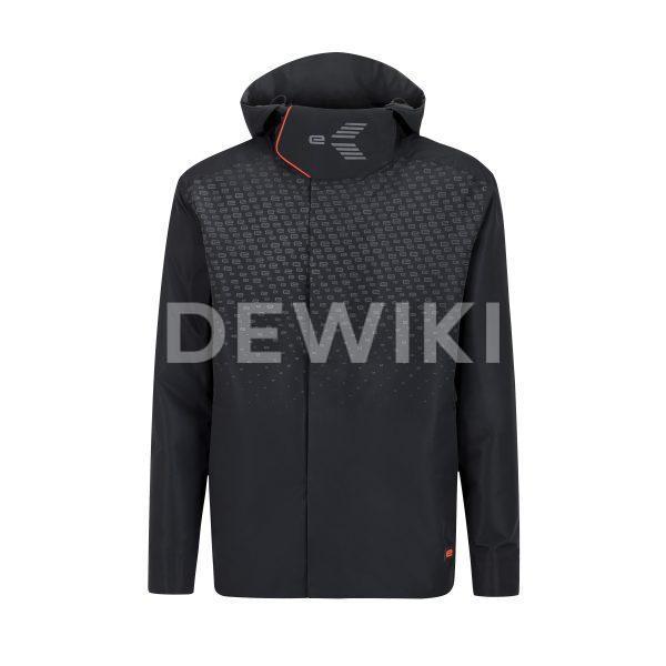 Мужская куртка Audi Reflective Logo e-tron, темно-серая