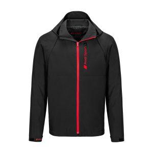 Мужская куртка-жилет Audi Sport, черная