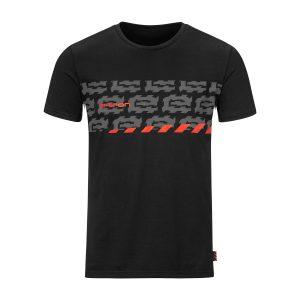 Мужская футболка Audi e-tron, черная
