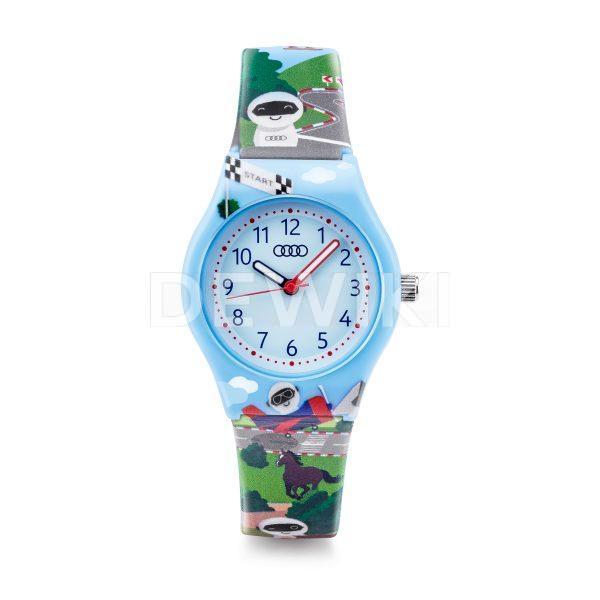 Детские часы Audi