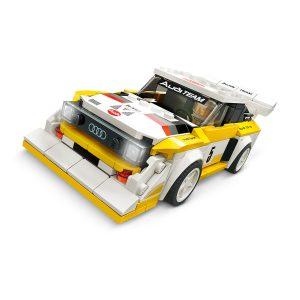 Конструктор лего Audi Sport quattro S1 Sp.Champ