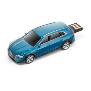 USB-накопитель Audi e-tron, синий антигуа, 32 гб