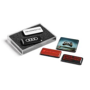Набор магнитов Audi