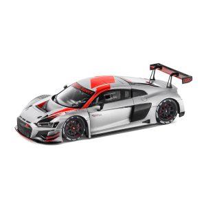 Модель в миниатюре Audi R8 LMS 2019, Silver, масштаб 1:43