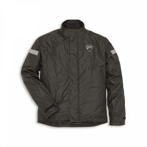 Мужской дождевик Ducati Strada 2, Black
