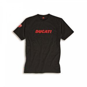 Мужская футболка Ducati Ducatiana 2, Black