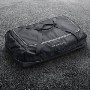 Маленькая сумка Porsche для бокса на крышу, 82 литра (L)
