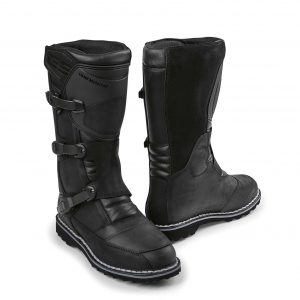 Кожаные сапоги унисекс BMW Venture Grip GTX , Black