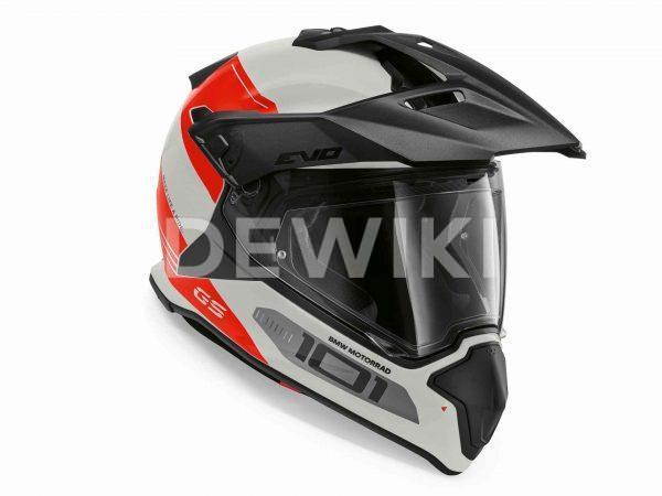 Мотошлем BMW Motorrad GS Carbon Evo, Xtreme
