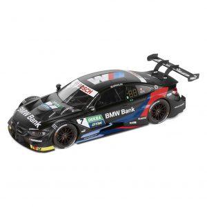 Миниатюрная модель BMW M4, Bruno Spengler, DTM 2019, масштаб 1:18