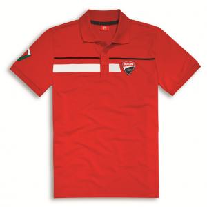 Мужская рубашка-поло Ducati Corse Speed, Red