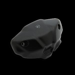Карбоновая крышка приборной панели Ducati Monster с 2021 года