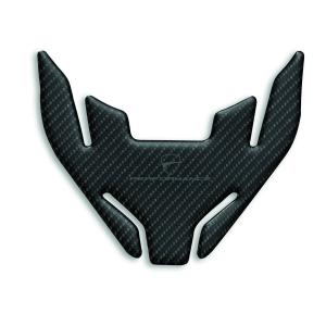 Карбоновая клейкая защита бензобака Ducati Hypermotard 950