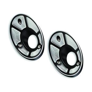 Заглушки для глушителей Ducati Diavel 1260 / 1260 S