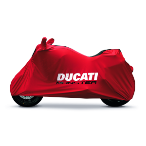 Брезентовый гаражный чехол Ducati Monster с 2021 года