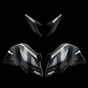 Комплект персонализации Ducati Monster c 2021 года, Black