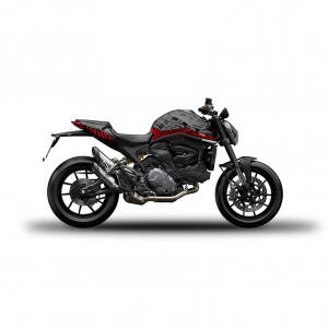 Комплект персонализации Pixel Ducati Monster c 2021 года