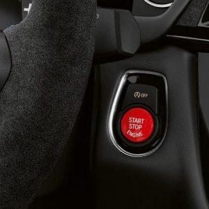 Выключатель Старт / Стоп (красный) BMW