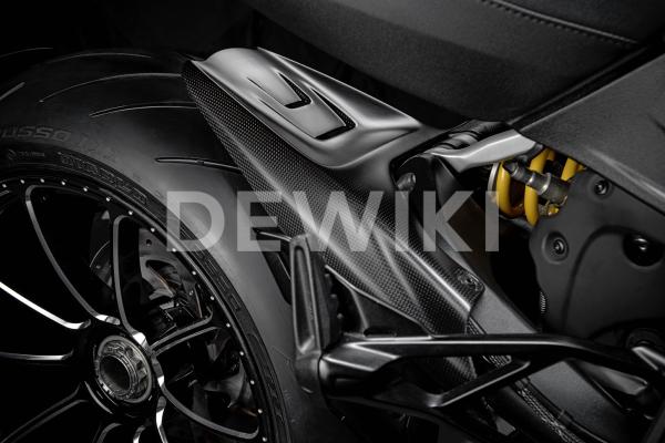 Карбоновый задний брызговик Ducati Diavel 1260 / 1260 S