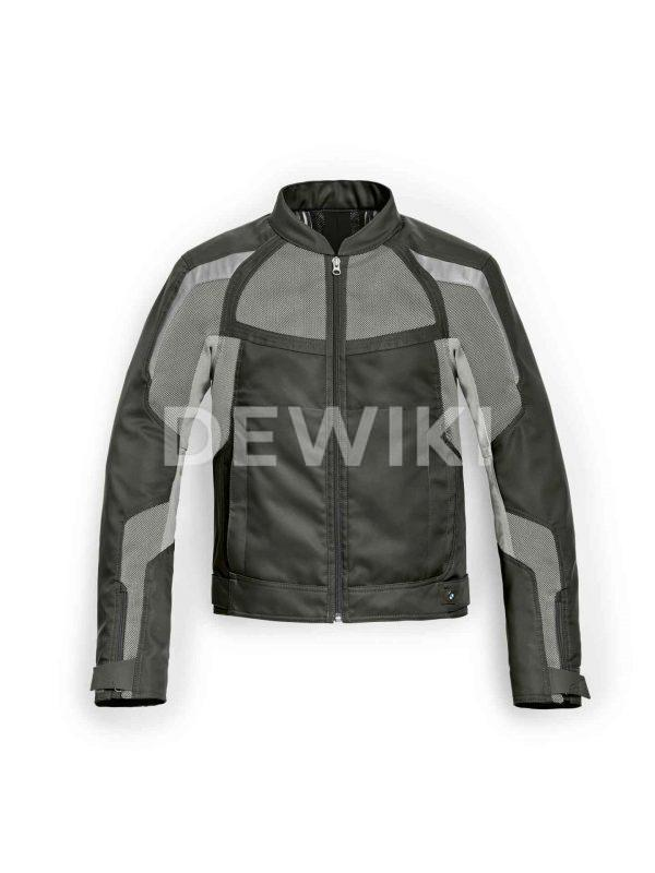 Мужская мотокуртка BMW Motorrad AirFlow 2021, Black