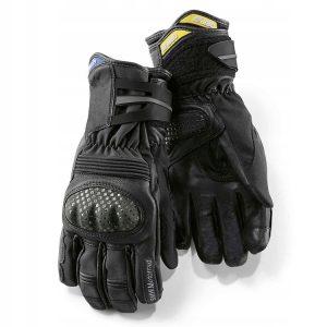 Мотоперчатки BMW Motorrad PaceGuard GTX 2021, Black