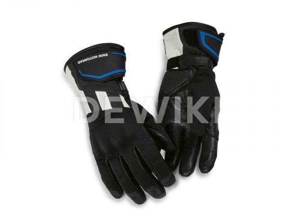 Женские мотоперчатки BMW PaceDry GTX 2021, Black