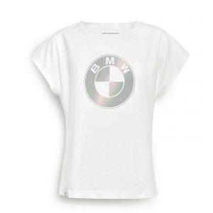 Женская футболка BMW Motorrad Logo, White